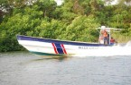 belize coast guard boat