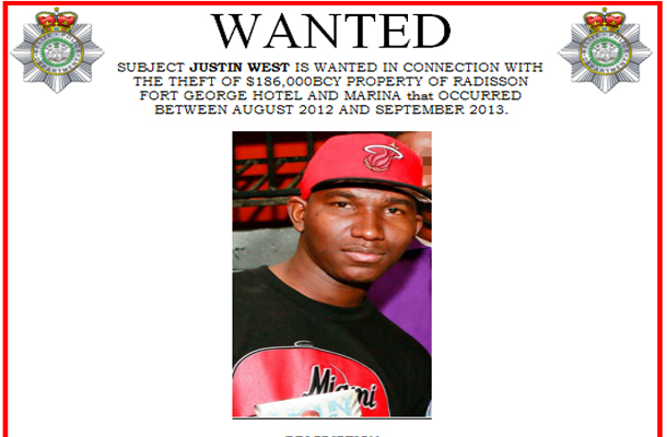 west wanted for raddison