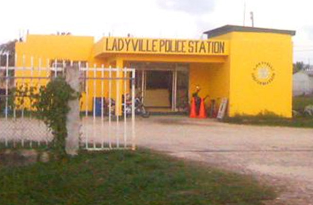 ladyville police