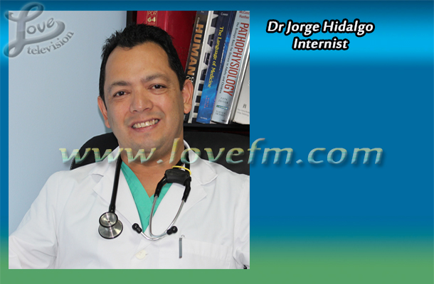 Dr Jorge Hidalgo Dubbed Master of Critical Care Medicine by