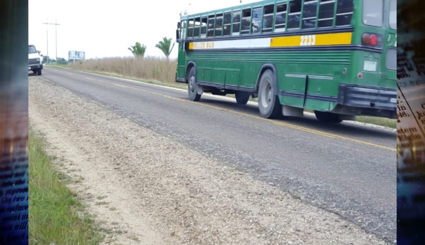 Father and Daughter injured in Highway Accident - Love FM Belize