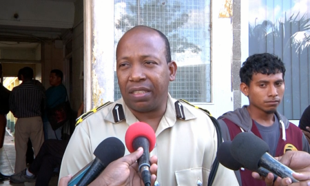 Chester Williams Belize Police