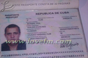 Waldo Eugenio Bernal Pol - Cuban