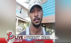 TIMROY NEAL