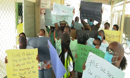 PBL PROTEST